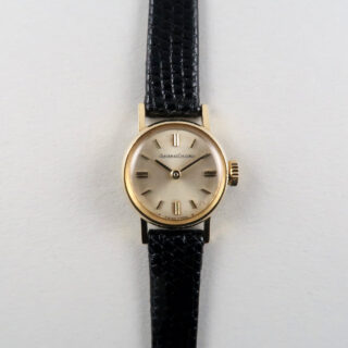 Jaeger-LeCoultre Ref.1655 18ct gold wristwatch