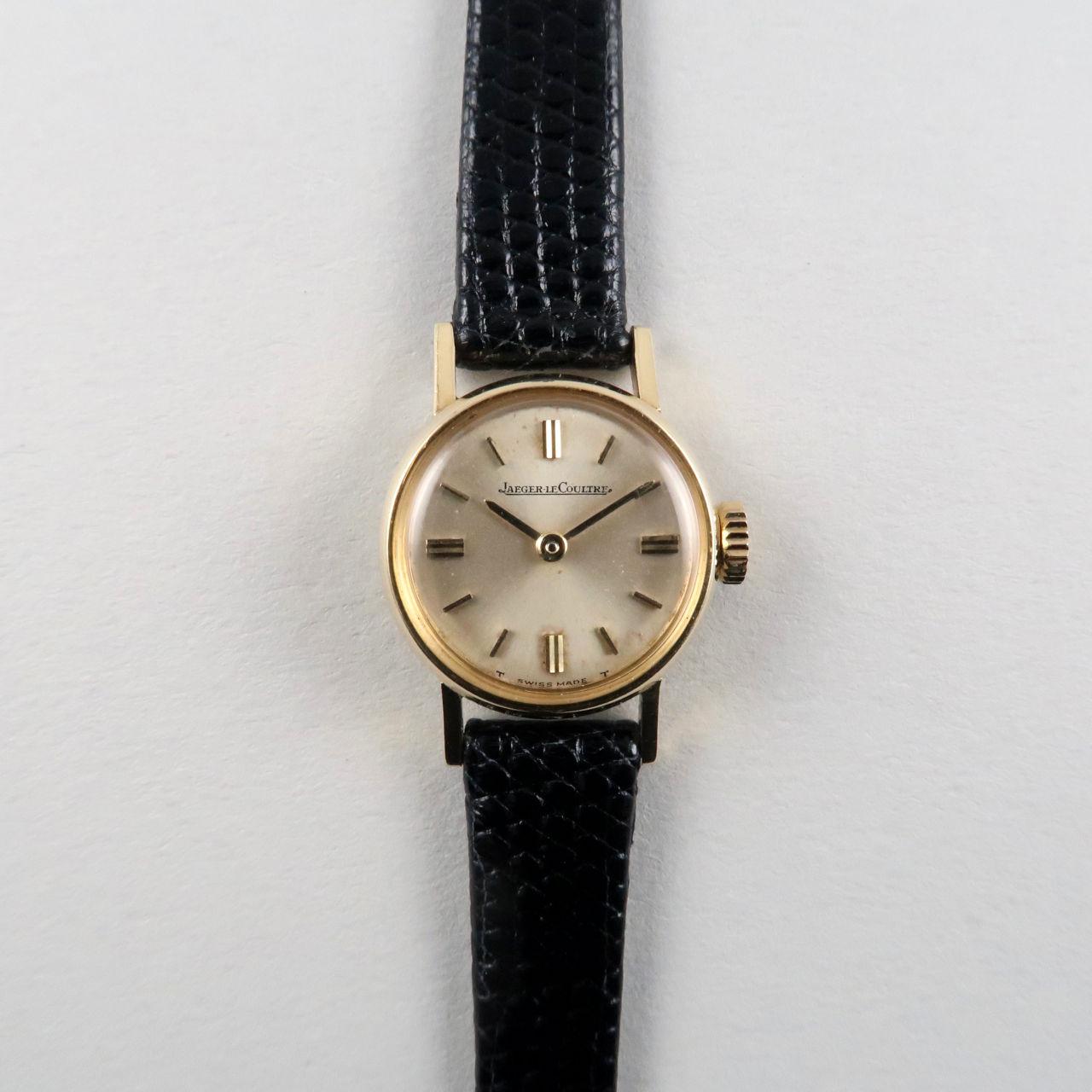 Jaeger-LeCoultre Ref.1655 18ct gold wristwatch