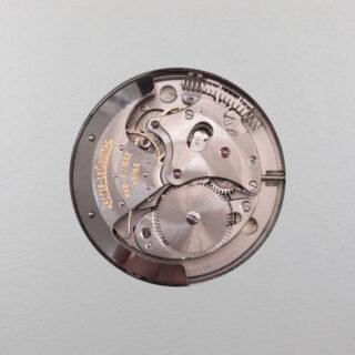 Jaeger-LeCoultre steel vintage wristwatch, circa 1958