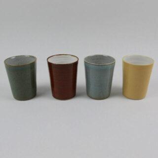 Hand Thrown Stoneware Beaker