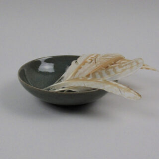 Hand Thrown Stoneware Bowl - Small