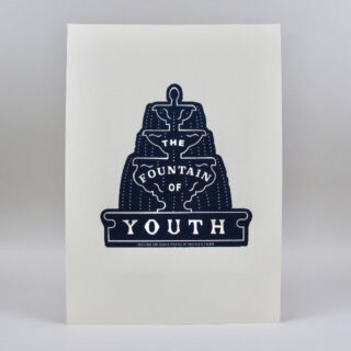 'Youth' Screen Print