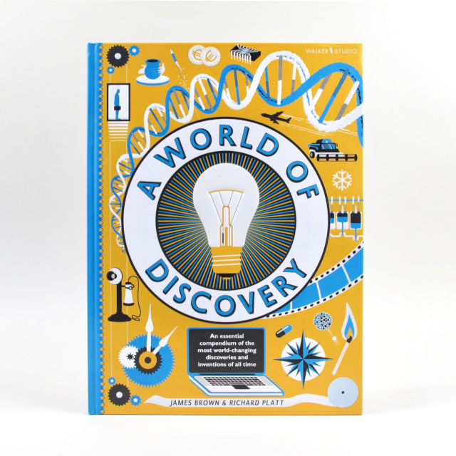 A World of Discovery - James Brown & Richard Platt