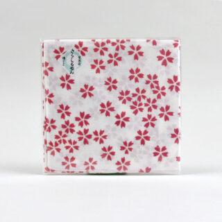 Cherry Blossom Handkerchief