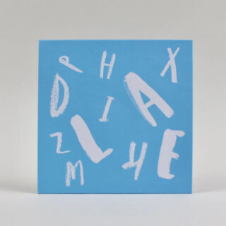 A Fold-out Alphabet A-Z - Oliver Jeffers