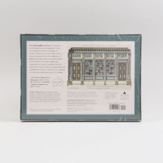 The Library - John Derian - 1000 Piece Puzzle