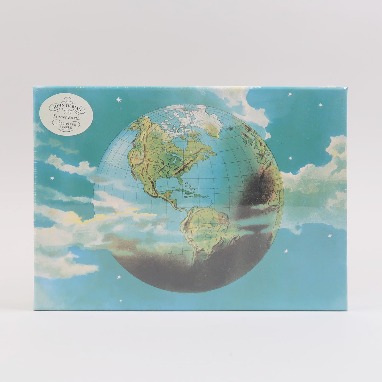 Planet Earth - John Derian - 1000 Piece Puzzle