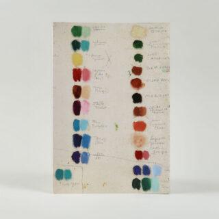 John Derian Notebooks - Colour Studies