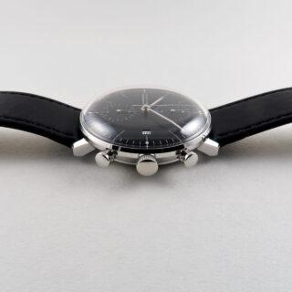 Junghans Max Bill Chronoscope Ref. 027/4601.00 steel automatic chronograph