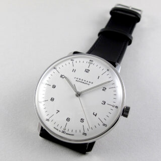 Junghans Max Bill Ref. 027/3500.00 steel automatic wristwatch