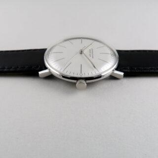 Junghans Max Bill Ref. 027/3700.04 hand wound wristwatch