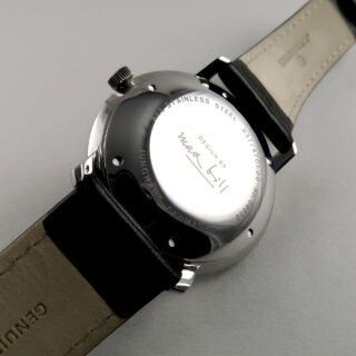 Junghans Max Bill Ref. 027/4701.00 steel automatic wristwatch
