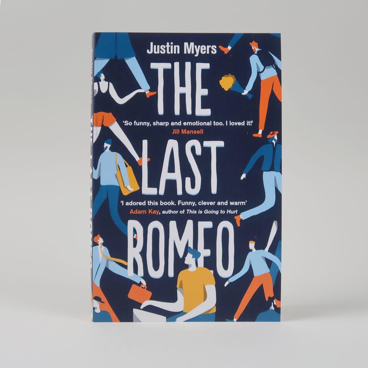 The Last Romeo - Justin Myers