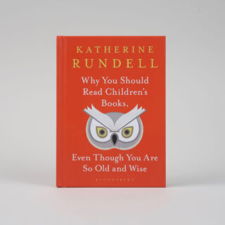 Why You Should Read Children's Books - Katherine Rundell