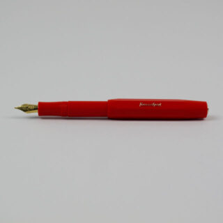 Classic Sport Fountain Pen - Red