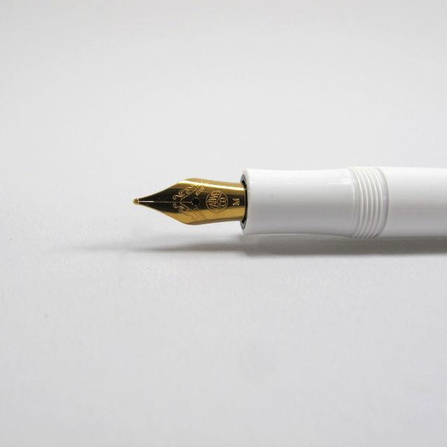 Classic Sport Fountain Pen - White