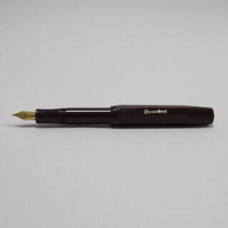 Classic Sport Fountain Pen - Bordeaux