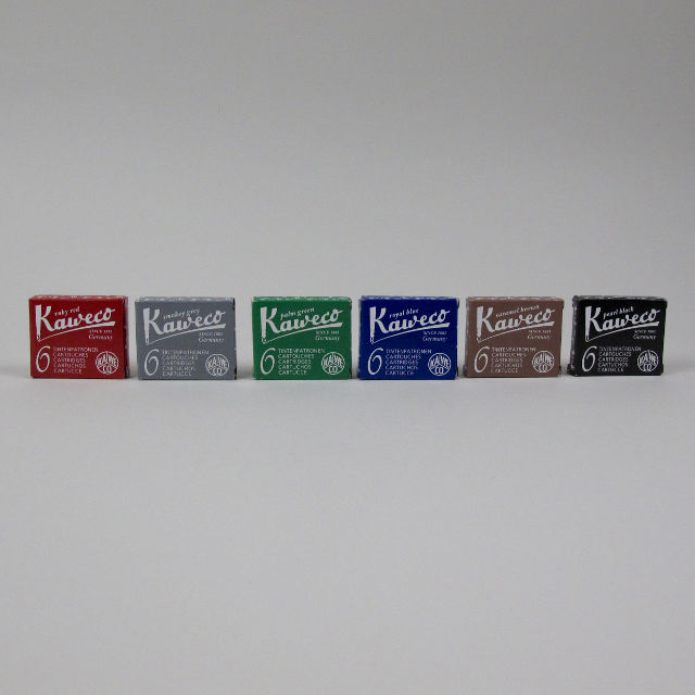 Ink Cartridges - Kaweco