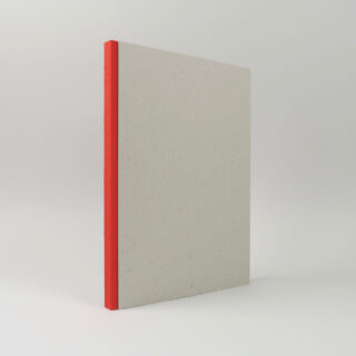 A4 Sketchbooks with coloured spine
