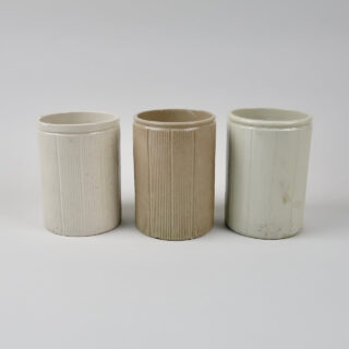 stoneware vintage marmalade jar