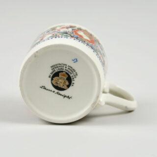 Edward VIII Coronation Mug by Laura Knight