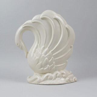 leda swan vintage vase 03