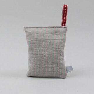 Handmade linen lavender bag