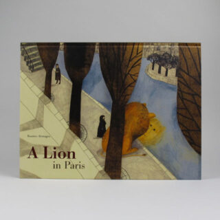 lion in paris book beatrice alemagna 01