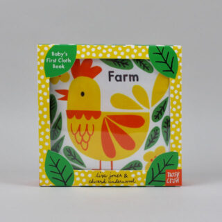 Farm - A soft book by Lisa Jones & Edward Underwood