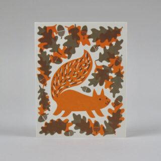 Greetings Card by Lisa Jones: Maria - Tulips
