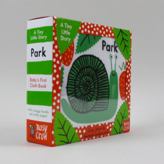 Park - A soft book by Lisa Jones & Edward Underwood