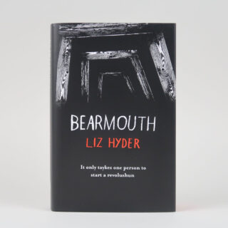 Bearmouth - Liz Hyder - Signed Copies