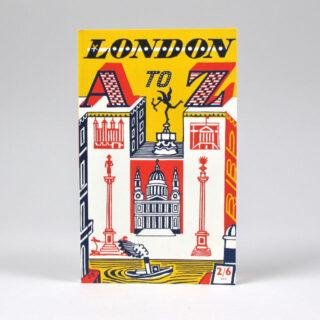 london a-z 01