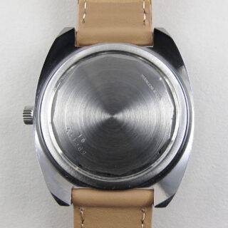 Longines Admiral HF Ref. 2303 -2 steel vintage wristwatch, circa 1973