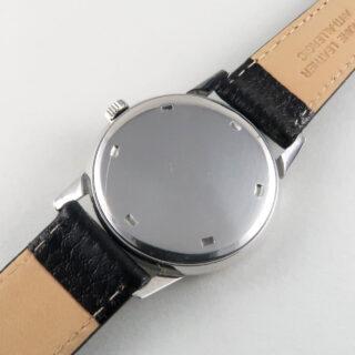 Longines Jamboree Ref. 6884 -10 steel vintage wristwatch, circa 1962