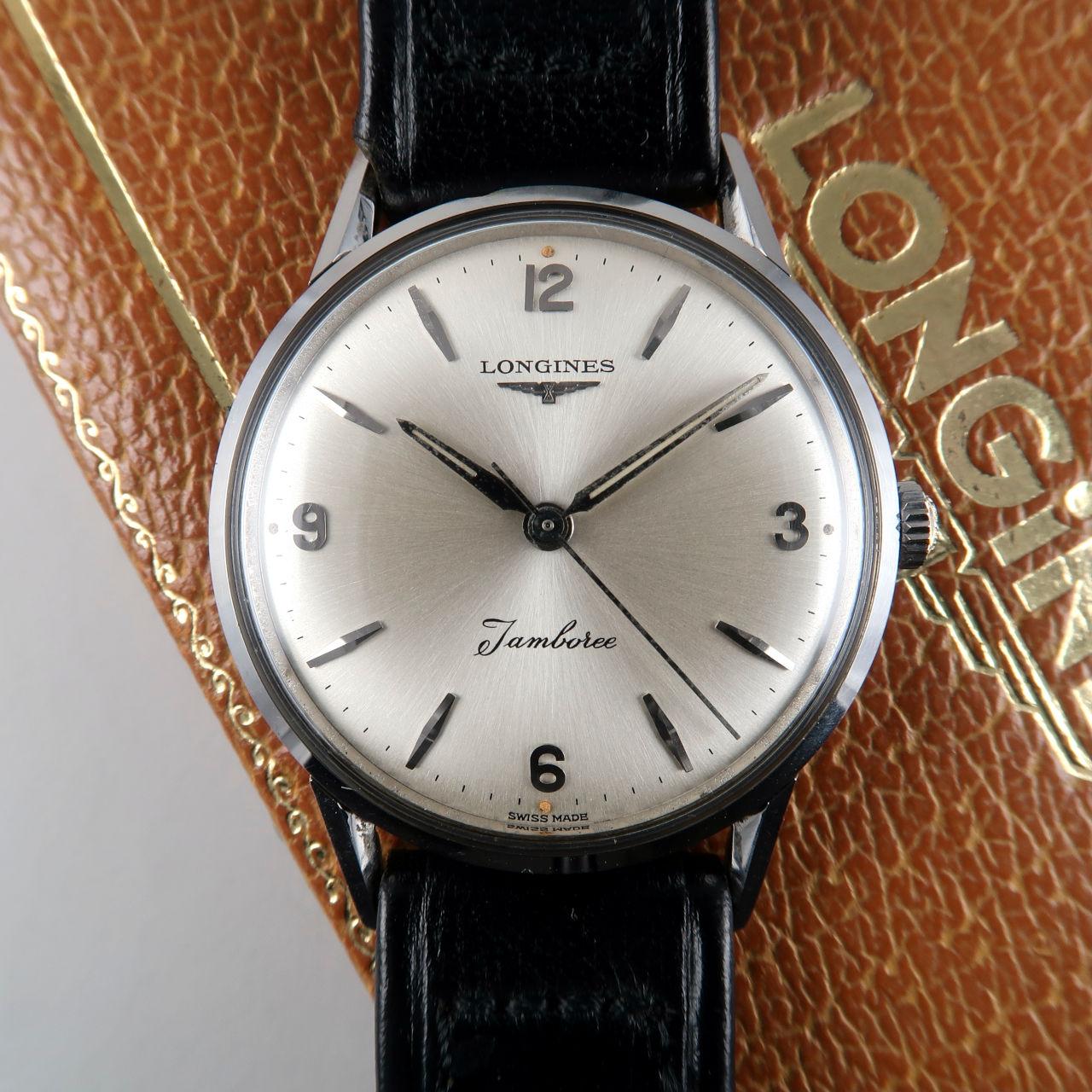 Longines Jamboree Ref. 6884 invoiced 1962