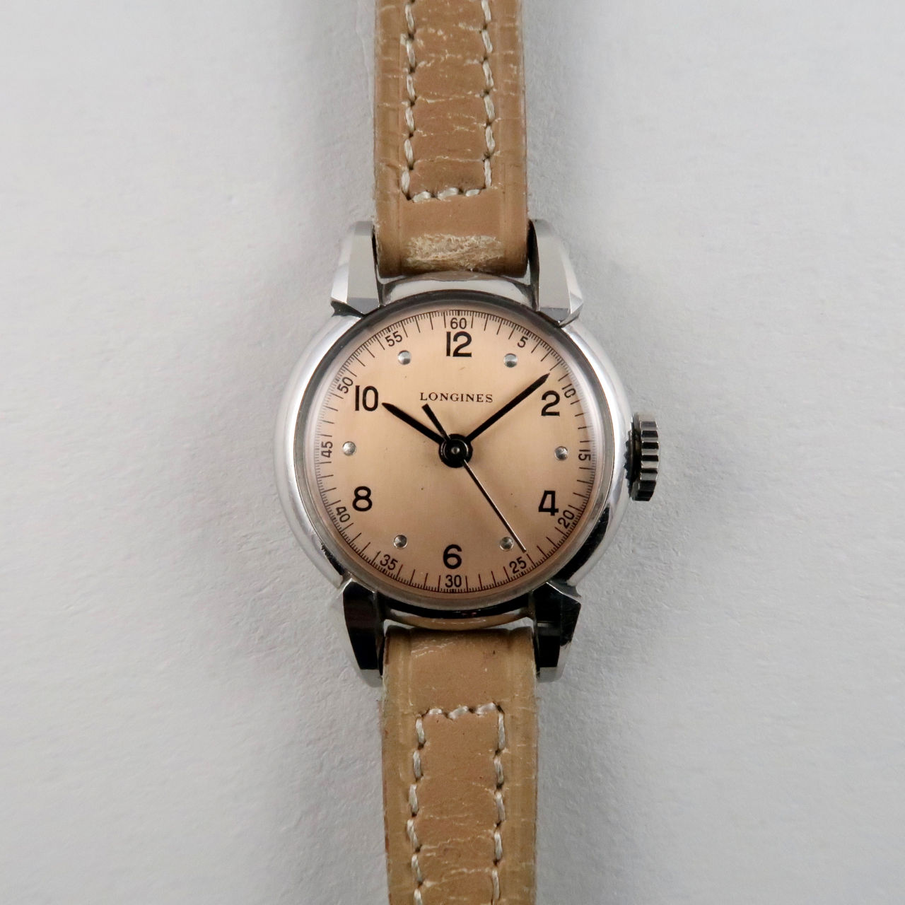 Longines Ref. 5620 lady's wristwatch, invoiced on 23 November 1948