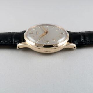 Longines Ref. 584 'Full Set' sold December 1963 | 9ct gold hand wound vintage wristwatch