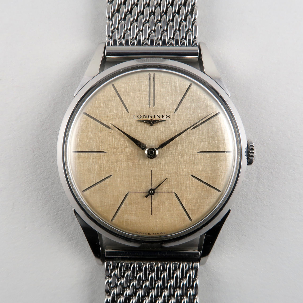 Longines Ref. 7111 -1 invoiced 6 May 1960