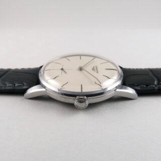 Longines Ref. 8888 -24 steel vintage wristwatch, circa 1962
