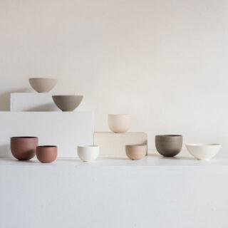 Crucible Form Bowl by Luke Eastop