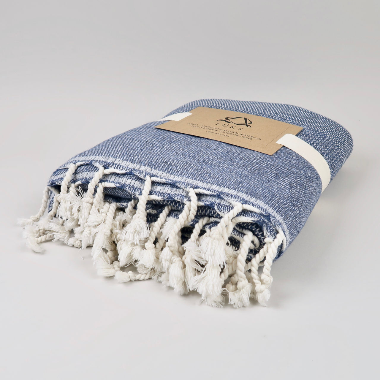 luks denim ekin throw