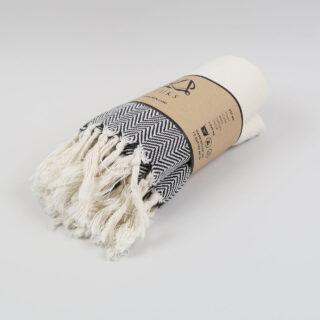 Ferah Organic Cotton Peshtemal - Ink