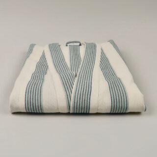 Multi Stripe Mete Lounge Gown