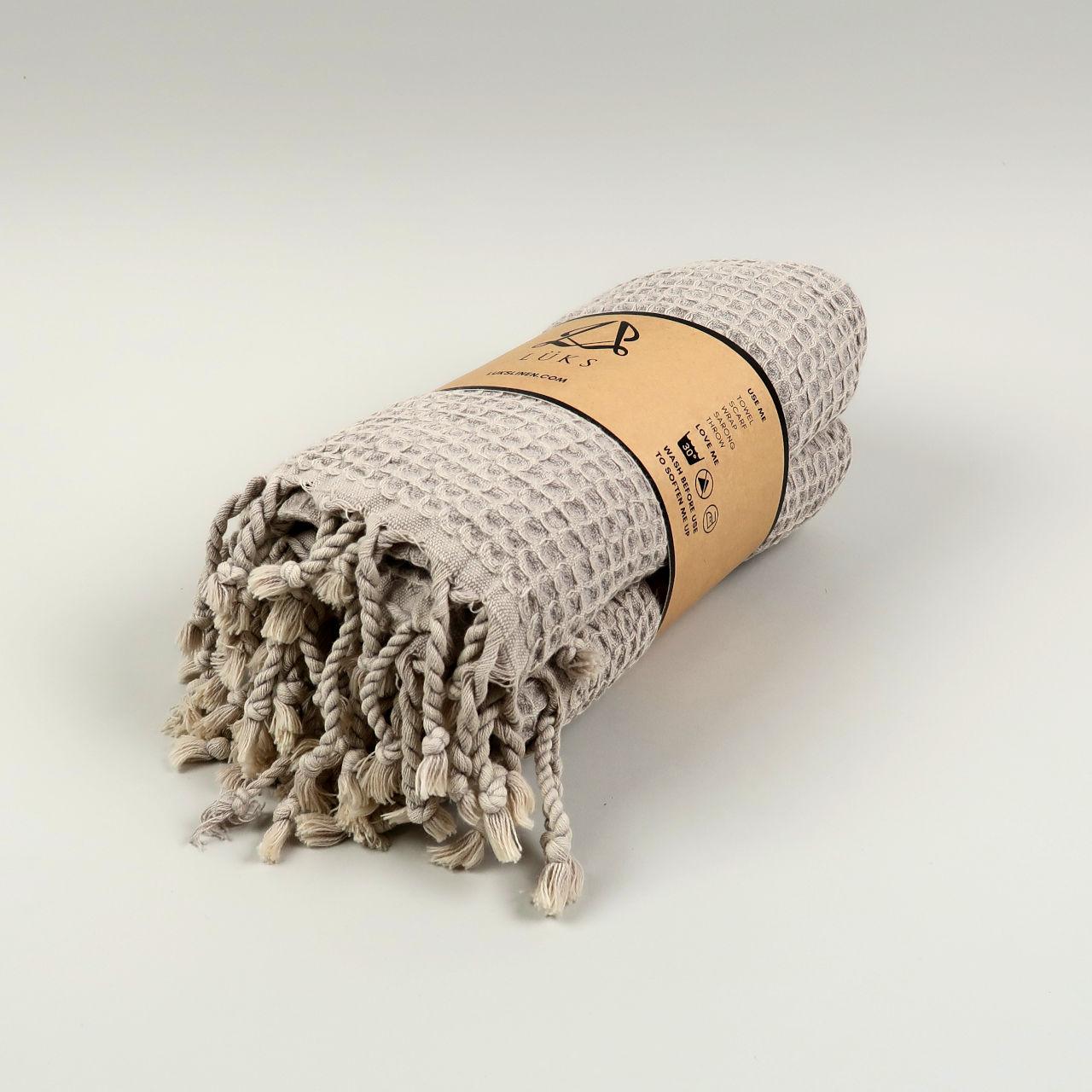 Rulo Cotton Peshtemal - Lichen