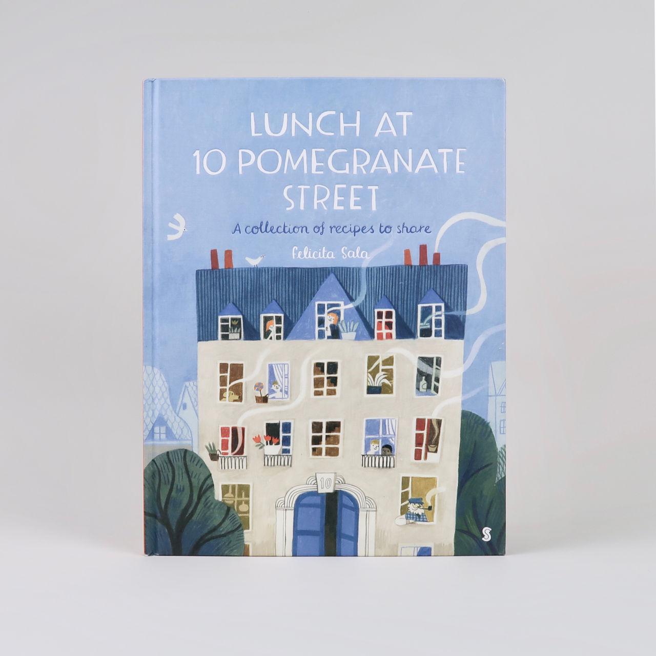 Lunch at 10 Pomegranate Street - Felicita Sala