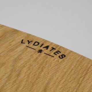 Tonneau Form Oak Board by Lydiates