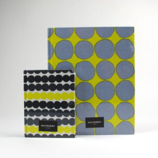 Marimekko Cloth Covered Journal Bbmj 3