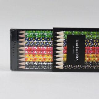 Marimekko Pencil Set - 10 Pencils
