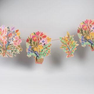 Flower Garland by Mark Hearld